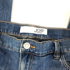 Joe Fresh Jeans - Joe fresh boyfriend jeans size 10